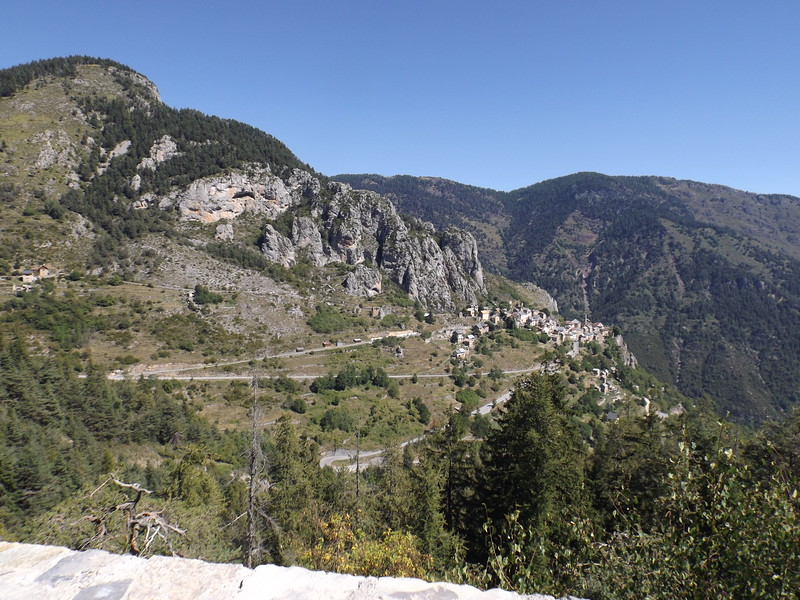 ROUBION (Alpes - Maritimes)