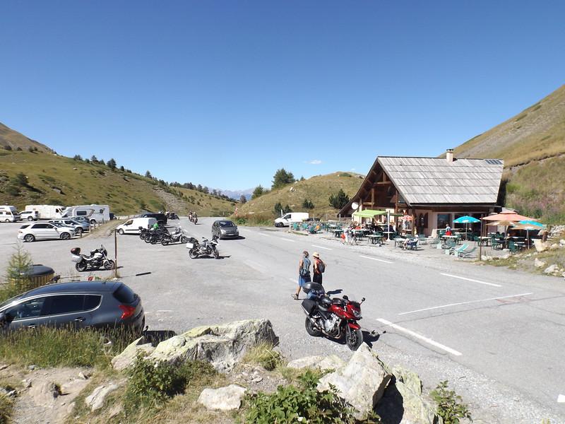 Chalet au Col de VARS