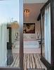 De Swan Suite van Maison de Plumes, mooie riante kamer!
