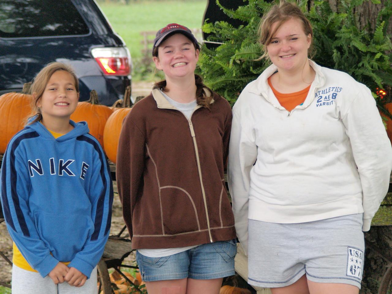 Fuerst older girls fall 2009