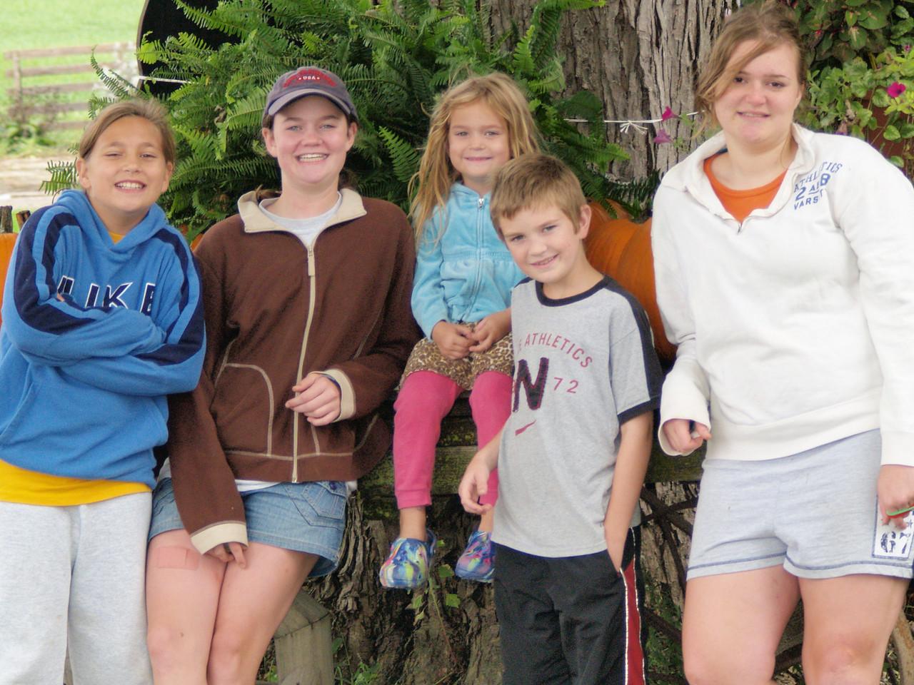 Fuerst kids fall 2009