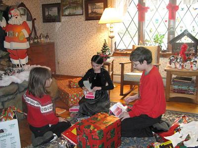 Family Christmas 12/17/2011
