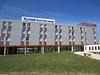 Eerste stop in het Kyriad hotel in Dijon Nord Valmy