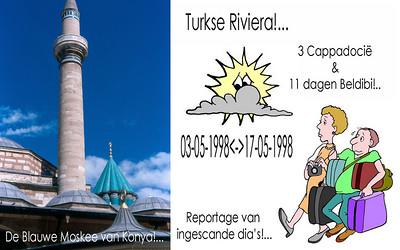 """""""Farsickness"""" TURKIJE 98 met CAPPADOCIE!..."""