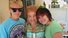 Shon, Grandma D and Chelsea