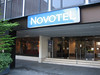 Hotel Novotel in Metz