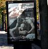 Poster in Helsinki, Finland. Looks like a very interesting baletti!
