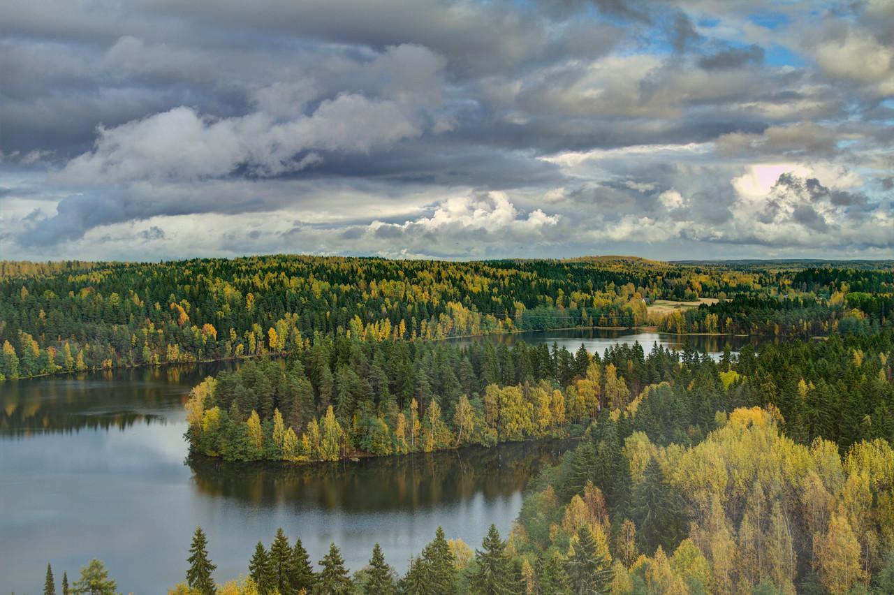 Aulanko Nature Reserve, Hameenlinna