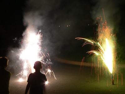 Fireworks 2005