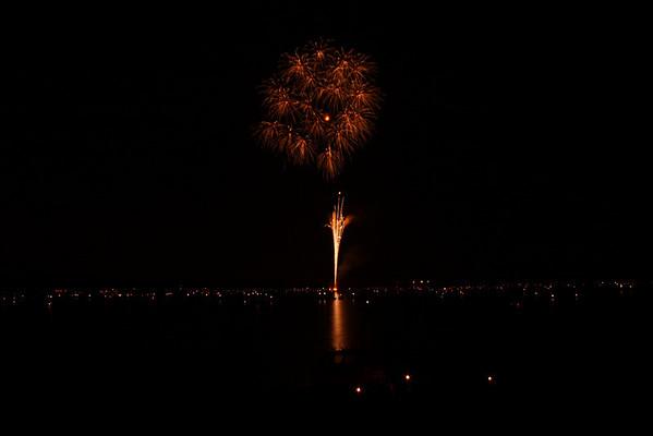 Fireworks 2008 - Aunt Jean's