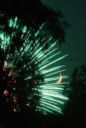 Fireworks July 3, 2011
