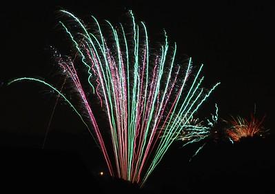 Fireworks July 4, 2015
