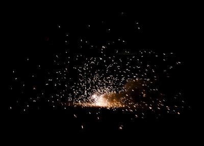 Ground firework 8378