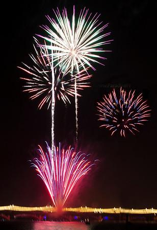 Firemorks multi pink 0713