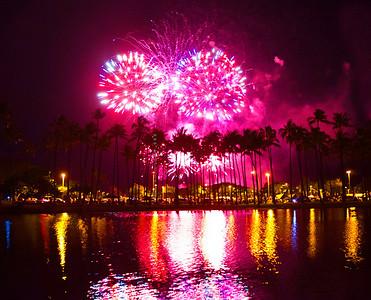 Fireworks Pink 0723 9395