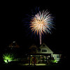 4th of July Fireworks 2008 - Sylvania Country Club