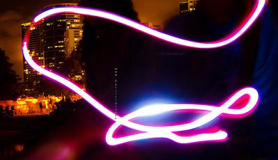 Wild Lights at Fireworks 0712 9445