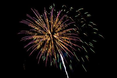 Fireworks 2007