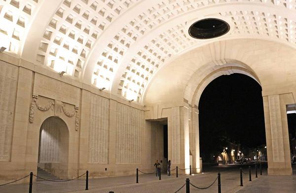 Det er flanderns mest kendte mindesmærke over allierede soldater.