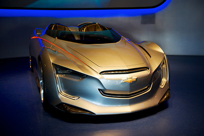The Chevrolet of the future