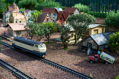 Model Village and Railway
