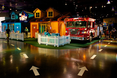 Innoventions Fire Truck