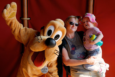 Pluto wins Megan's heart!