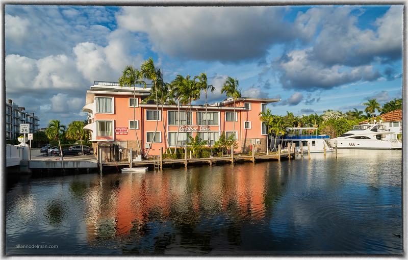 Fot Lauderdale Along Las Olas