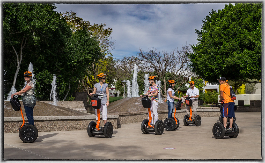 Segway Scooter Tour