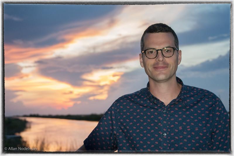 Jordan in Everglades