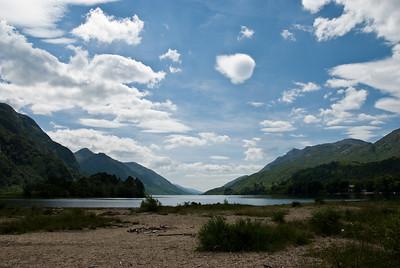 Loch Shiel from Glenfinnan