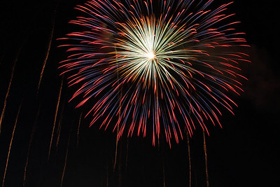 Independence Fireworks 2009 015