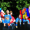 Debbie Blank | The Herald-Tribune<br /> The Milan United Methodist Church float got the word out about its July 8-12 evening camp.