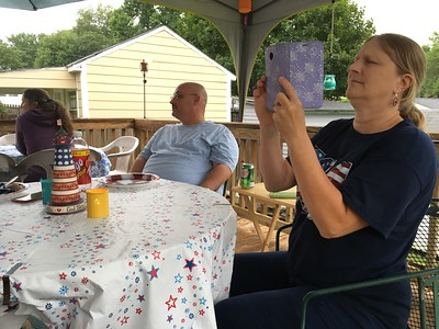 2016 07-04 Fourth of July Picnic