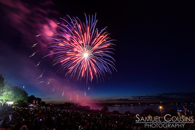 Fourth of July celebrations, 2017