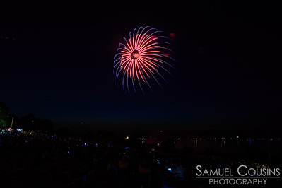 2018 Fourth of July Fireworks