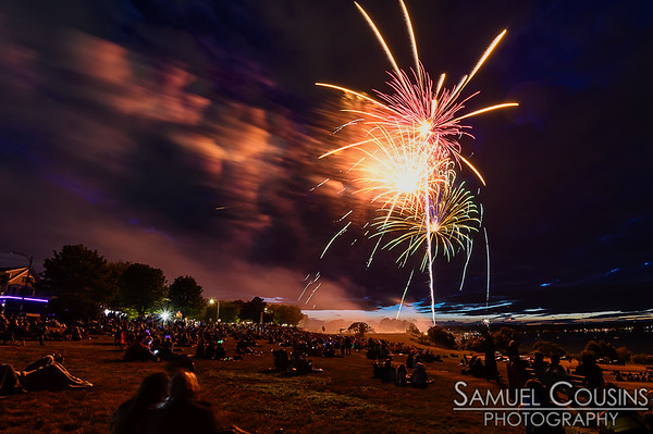 4th of July Fireworks, 2021