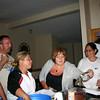 Cory, Dan, Lisa, Fran, Lisa Adams, Chad and Todd