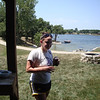 Jessica at the lake house ( 2012 )