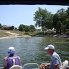 Bryce and Phil on Sun Valley Lake ( 2012 )