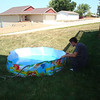 Alex fills the pool for Lexi on the 4th ( 2012 )