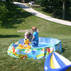 Lexi and Max in the pool ( 2013 )