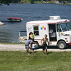 Ice cream truck at the lake house ( 2013 )