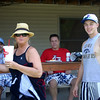 Cory, Mary, Todd and Bryce at the lake house over the 4th ( 2013 )