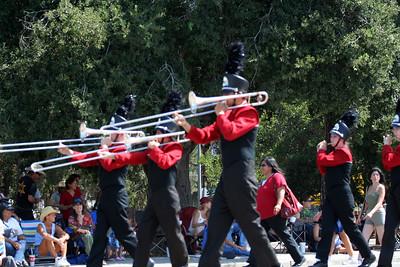 The Independence Day Parade, Sunland-Tujunga, CA, 2007.
