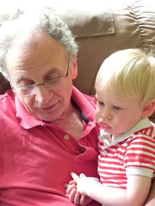 Granpop with Millo