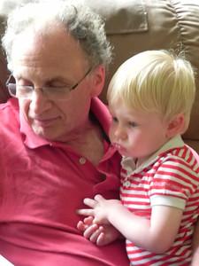 Granpop & Milo