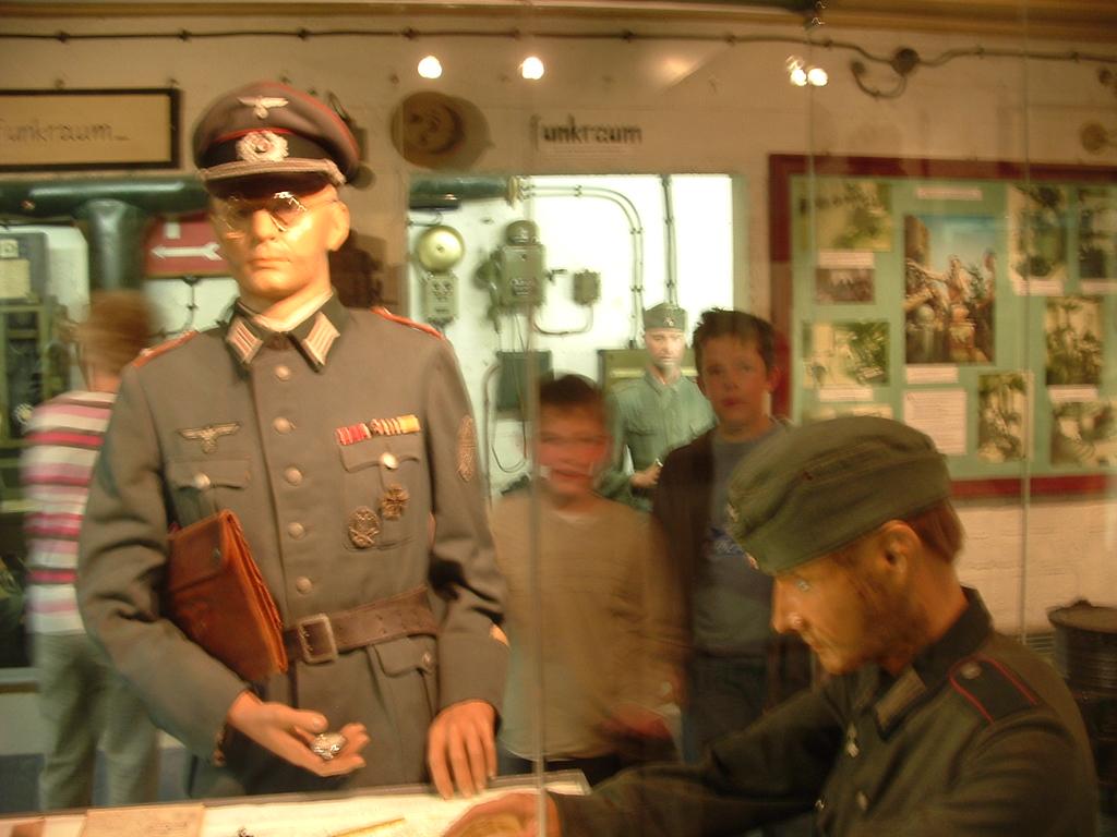 Command Post - German Bunker Ousterhum