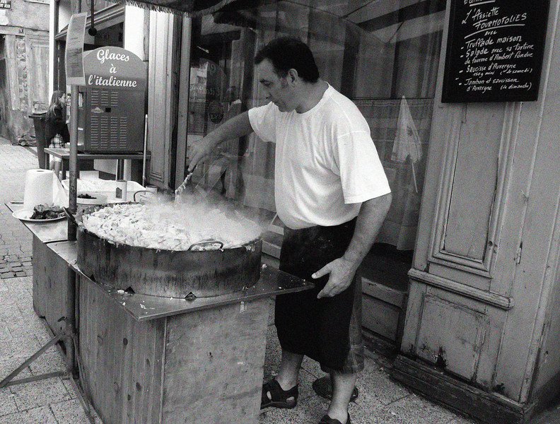 Not Italian ice cream<br /> (Market, Arland)