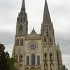 Our final proper stop on the way home... Chartres.<br /> Wow....